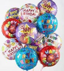 Mylar Balloon Small