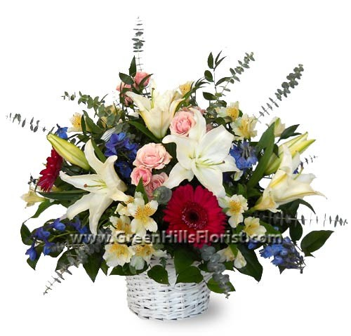 Garden Beauty by Green Hills Florist