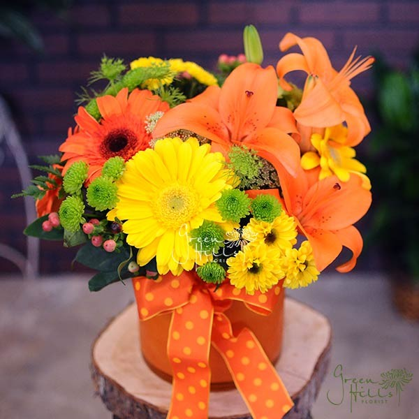 Brighten Your Day by San Pedro Florist Green Hills