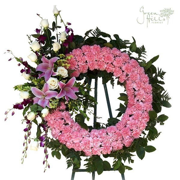 Circle of Harmony by Green Hills Mortuary Florist