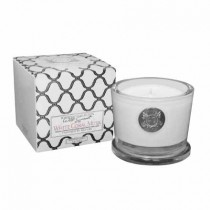 Aquiesse White Coral Musk Candle by Green Hills Florist