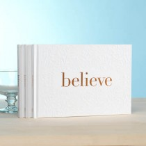 Believe gift book