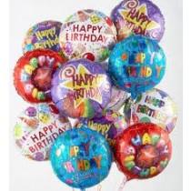 "Mylar Balloon 9"""