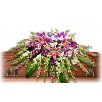 Splendor Casket Spray