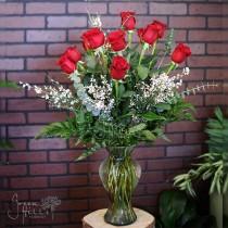 Premium Ecuadorian roses, San Pedro flowers