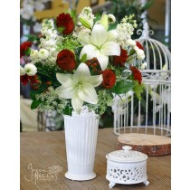 Now and Forever Gift Set by Green Hills Florist