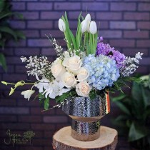 Beautiful Together flower vase by Rancho Palos Verdes florist