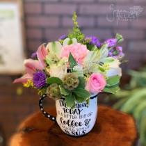 A cup of Flower 2 Rancho Palos Verdes