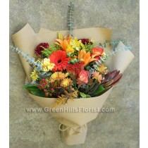 Monthly Subscription by Green Hills Florist