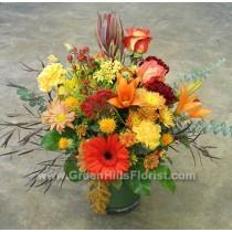 Autumn Bliss by Green Hills Florist