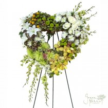 Loved Heart by Green Hills Florist Mortuary Rancho Palos Verdes