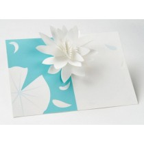 Lily Pad Pop Up card UWP