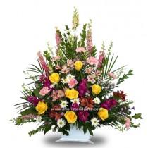 Forever Missing You sympathy flower