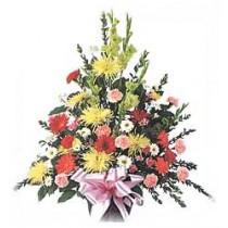 Timeless Tribute Flower Arrangement