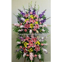 Splendor Standing Spray by Green Hills Florist