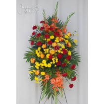 Sincere Sympathy Spray by Green Hills Florist