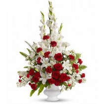 Memories to Treasure by Green Hills mortuary flower