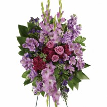 funeral tribute sympathy flower green hills mortuary memorial chapel florist