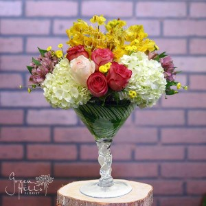 Cheers! by local Rancho Palos Verdes florist