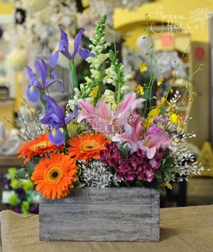 Country Fair by Green Hills Florist