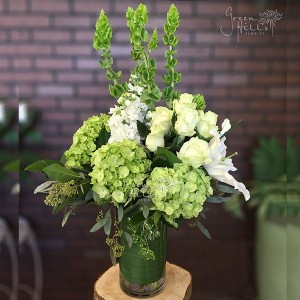 Emerald Elegance Green Hills Palos Verdes Peninsula florist