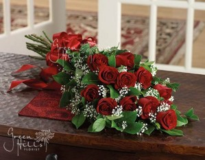Bouquet of Roses by Green Hills Flower Shop