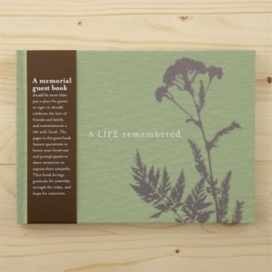 A Life Remembered: Funeral Guestbook
