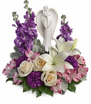 Funeral sympathy tribute flowers Green Hills Florist