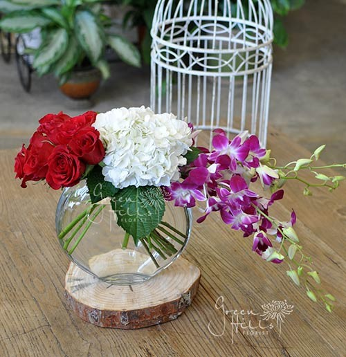 Greenhillsflorist Send Flowers To Rancho Palos Verdes Rolling Hills Estates Ca