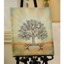 Signing Tree Canvas Print by Green Hills Florist