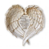 Angel Wing Wall Plaque