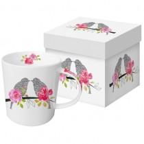 Love Birds Gift-Boxed Mug