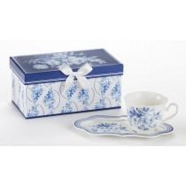 English Blue Tea & Toast in Gift Box