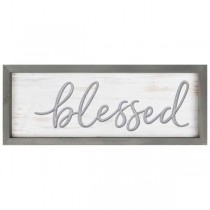 Blessed Frame Wall Art