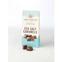 Sea Salt Camarels Dark Chocolate