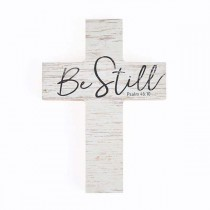 Cross: Be Still