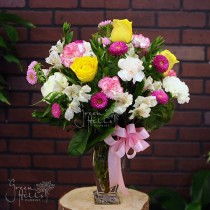 Cottage Garden flower gift to Rancho Palos Verdes Mother's Day Easter