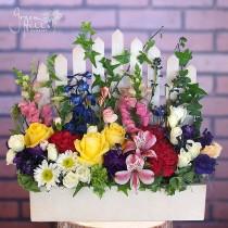 Spring Garden by Green Hills Florist