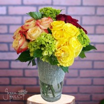 Glam Roses by local Rancho Palos Verdes florist