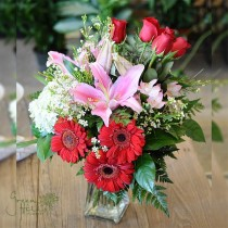 Budding Romance by Green Hills Florist