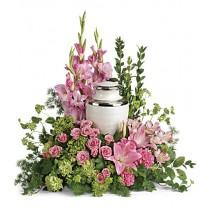 Eternity Urn Memorial by Green Hills Florist