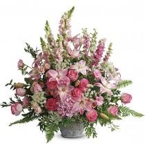 Loving Memories Arrangement be Green Hills Florist in Rancho Palos Verdes