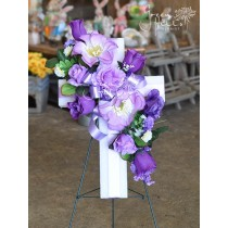 Easter Cross by Green Hills Florist