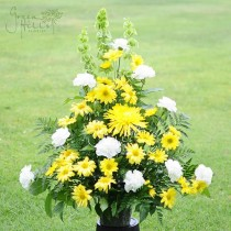 Bereavement Arrangement by Green Hills Florist