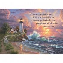 Light of Hope sympathy card