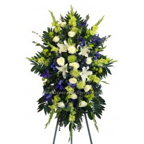 Bluegrass Spray by Green Hills Florist