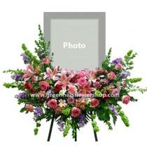 Fond Memories - Pink & Lavander