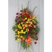 Sincere Sympathy Spray by Green Hills Florist