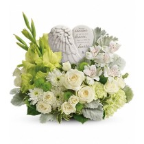 Sympathy Tribute Flowers for Green Hills