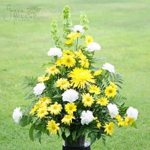 Bereavement Arrangement by Green Hills Florist